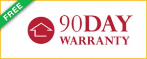 90day warranty