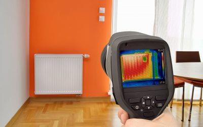 Using Infrared Thermal Imaging in Inspections