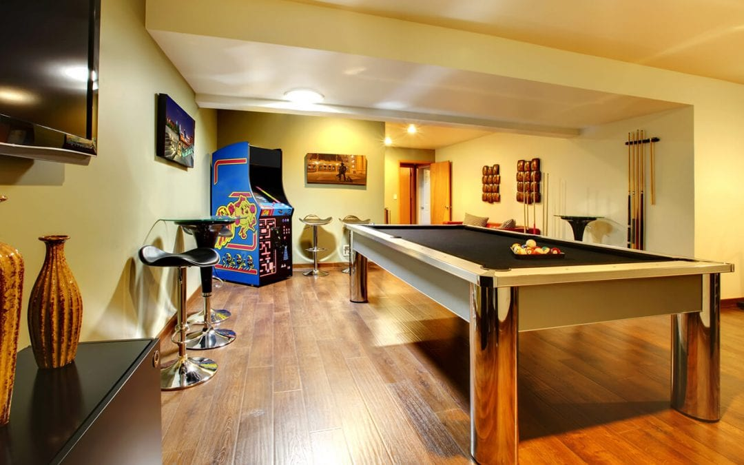 6 Basement Upgrades to Make it a Livable Space